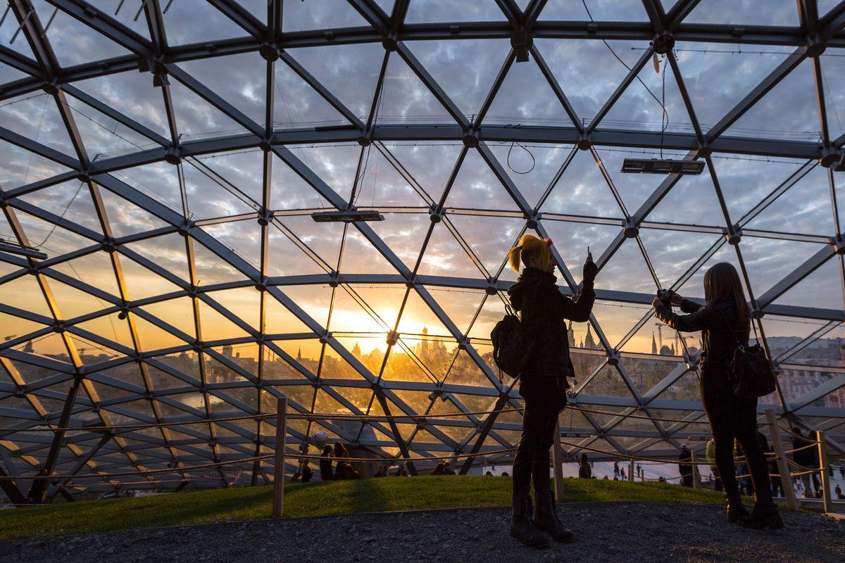 Москва — город возможностей
