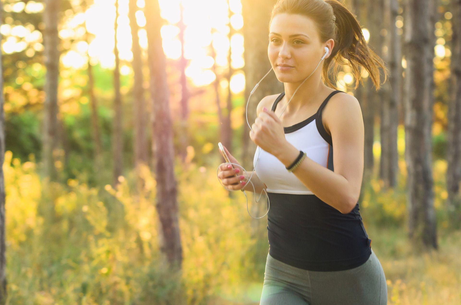 Участникам предстоит пробежать трусцой20 километров. Фото: pixabay.com