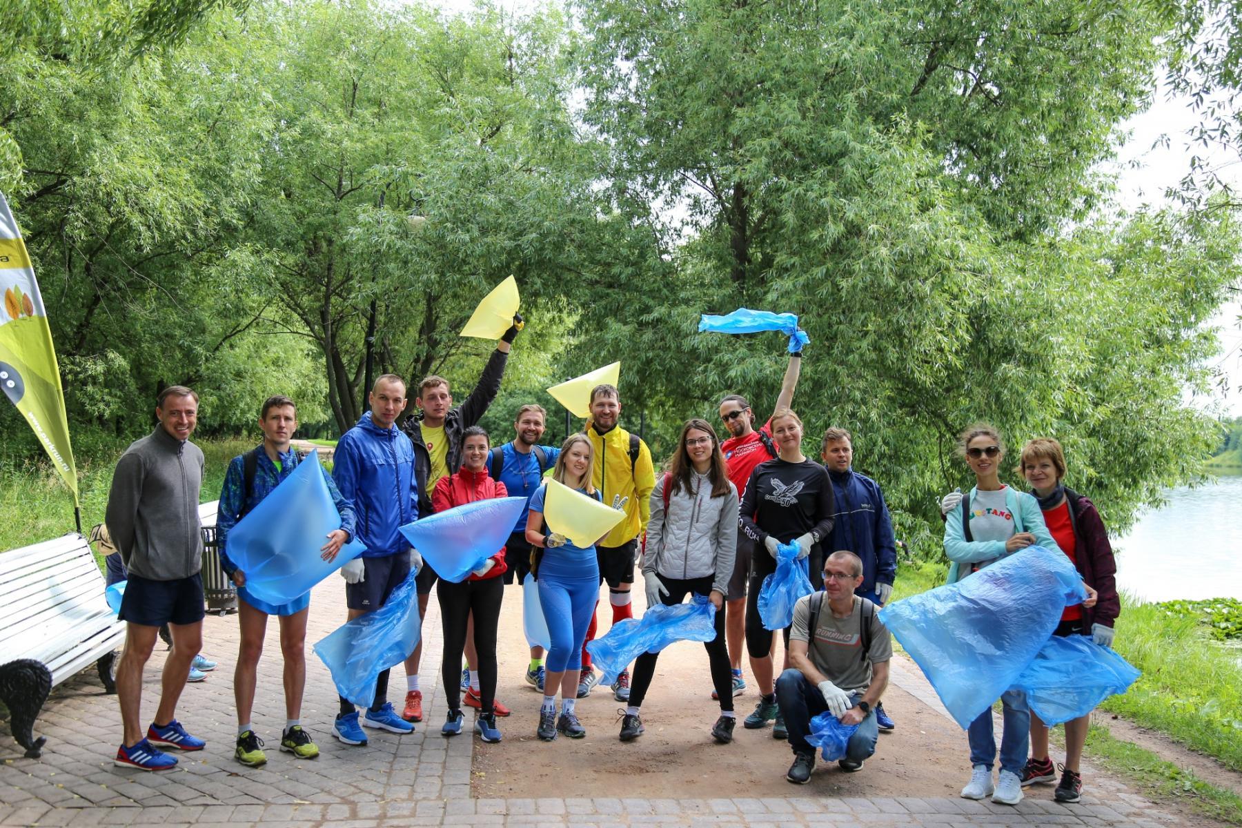 Спорт с пользой для экологии: в «Царицыне» проведут самый длительный плоггинг в России