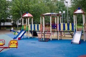 Восемь дворов в Донском районе благоустроили на средства от платных парковок. Фото: сайт мэра Москвы