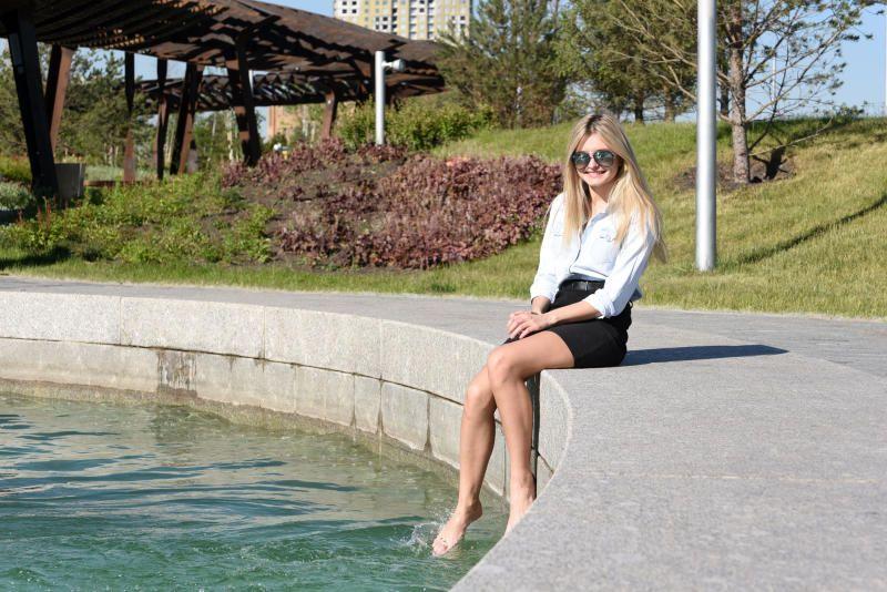 Москвичей ожидает теплая погода