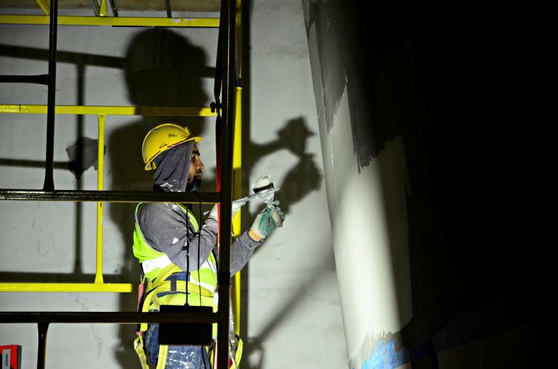 Качество ремонта систем водоснабжения оценят в доме на Даниловской набережной