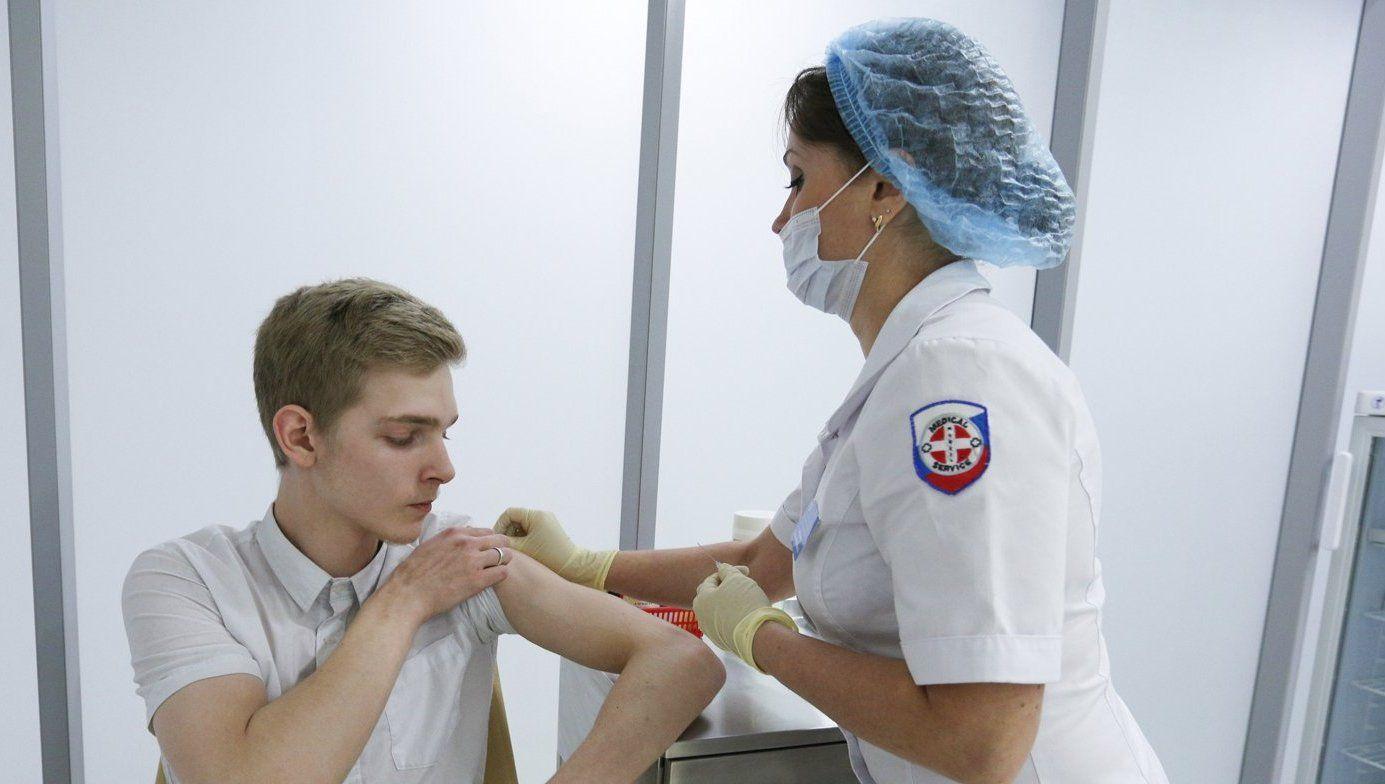 Жители столицы сделали свыше 20 миллионов прививок за три года