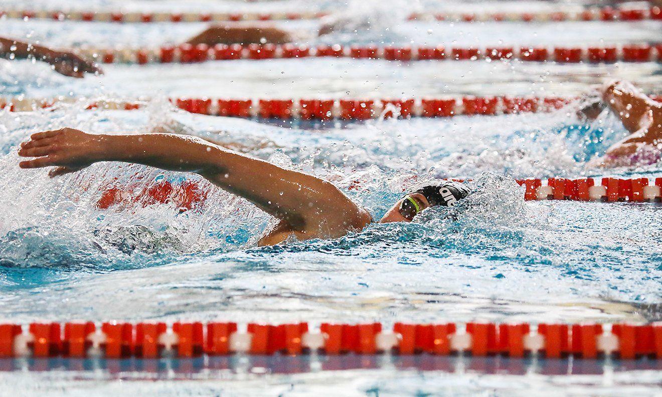 Соревнования по семейному плаванию проведут в Братееве
