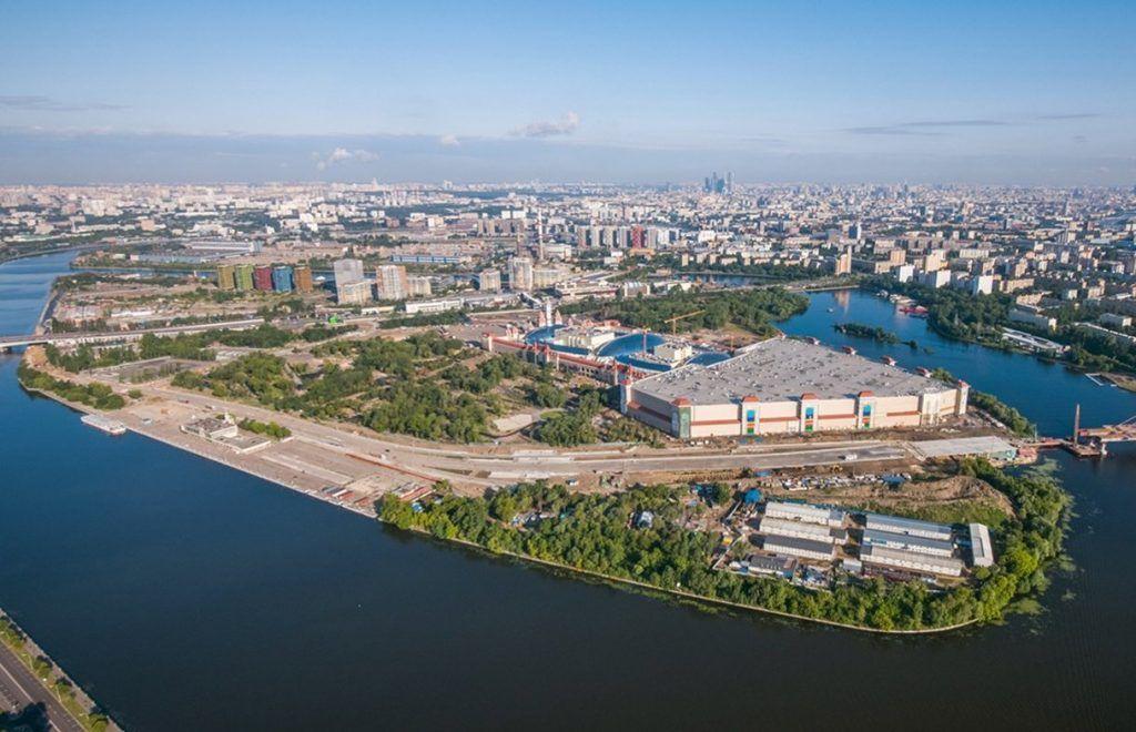 Все работы идут по плану: в столице подвели итоги развития территории ЗИЛа. Фото: сайт мэра Москвы