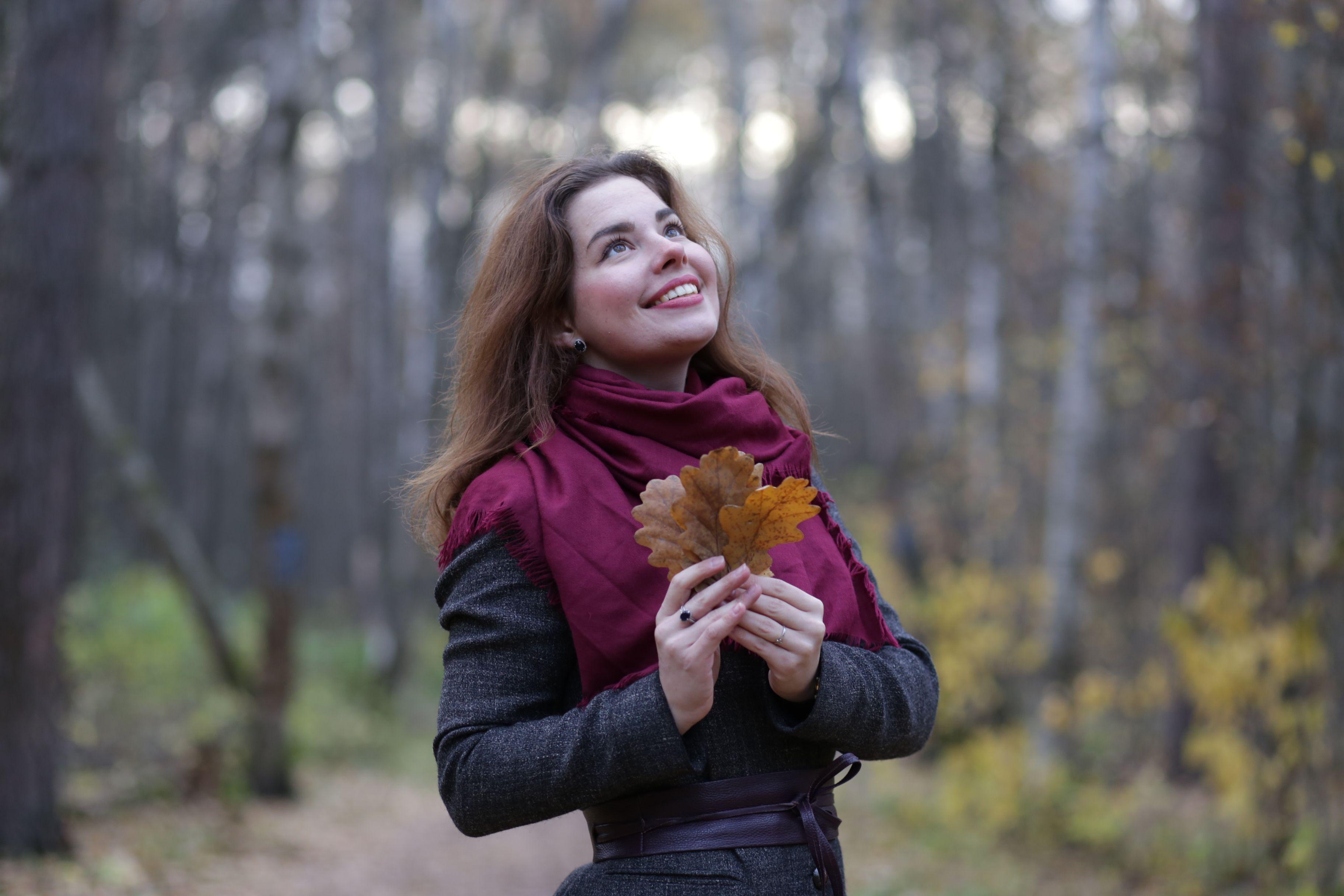 Фотофакт: Осенняя прогулка в Бирюлевском дендропарке