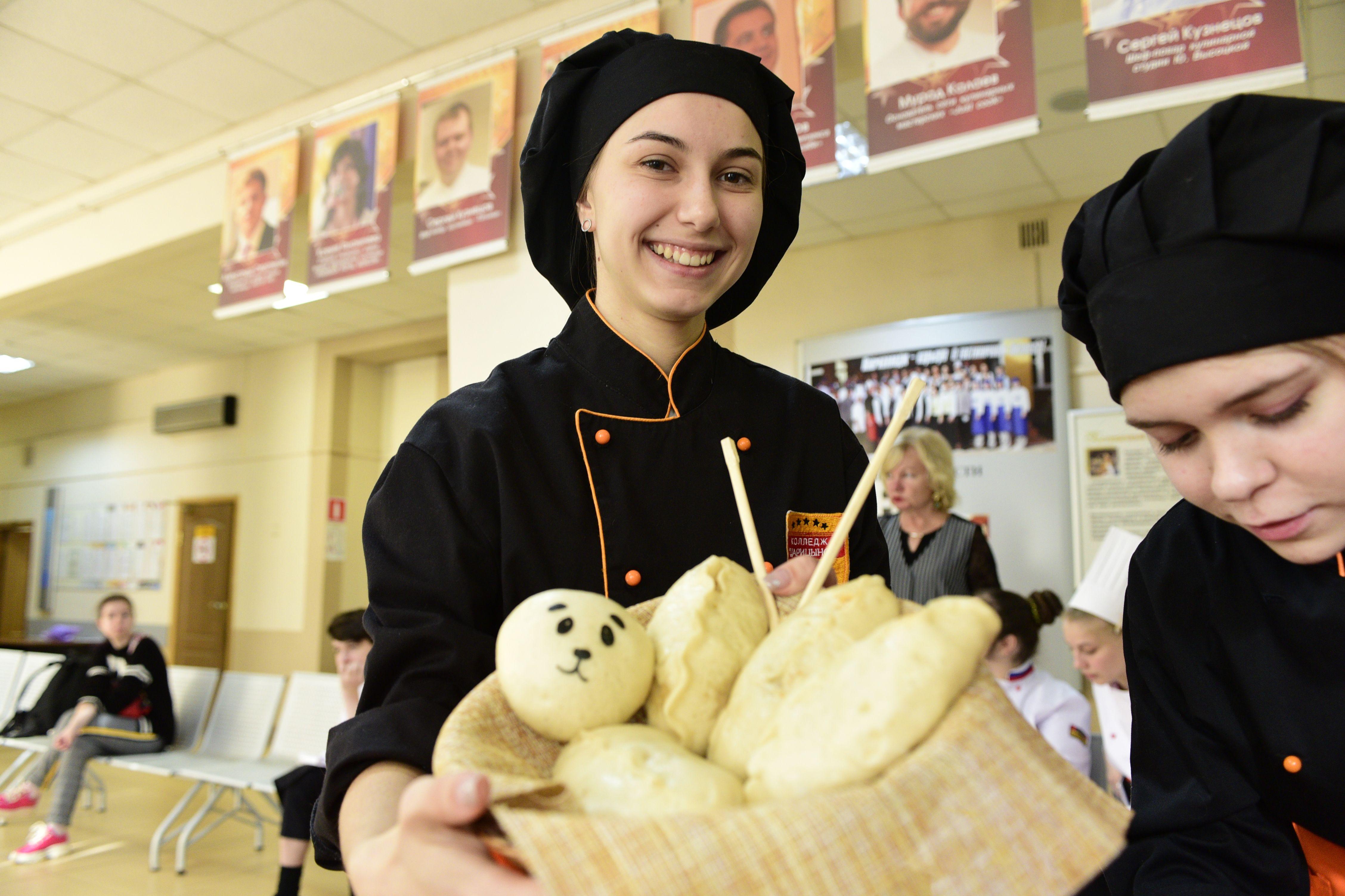 Французские багеты против итальянских булочек