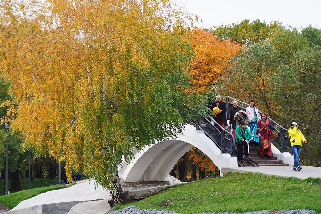 Москвичи предложат идеи по благоустройству парков в рамках краудсорсинг-проекта