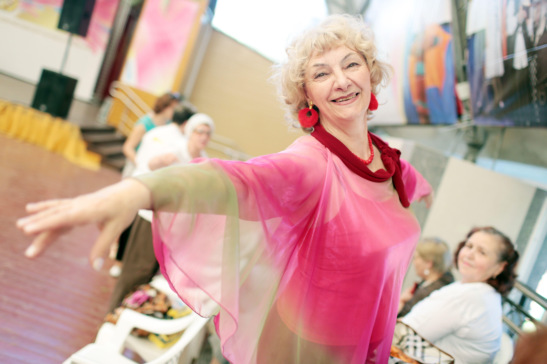 Фестиваль для людей старшего поколения организуют на юге Москвы