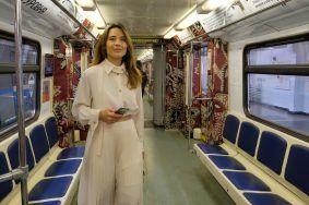 Москвичам рассказали об этапах запуска тематического поезда.Фото: архив, «Вечерняя Москва»