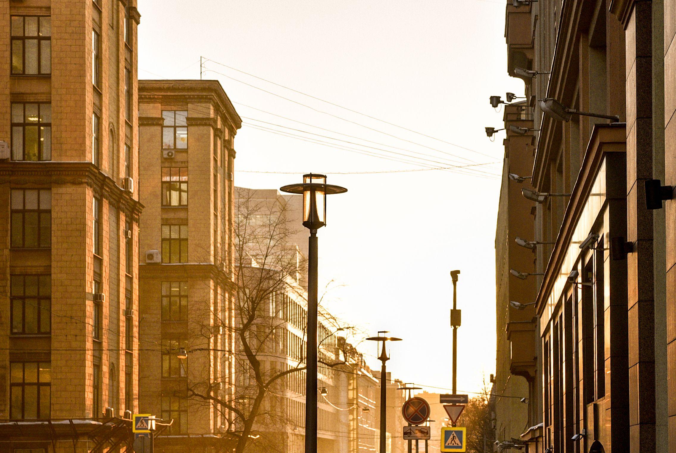 Смарт-квартал на юго-востоке Москвы достиг 60-процентной экономии на освещении