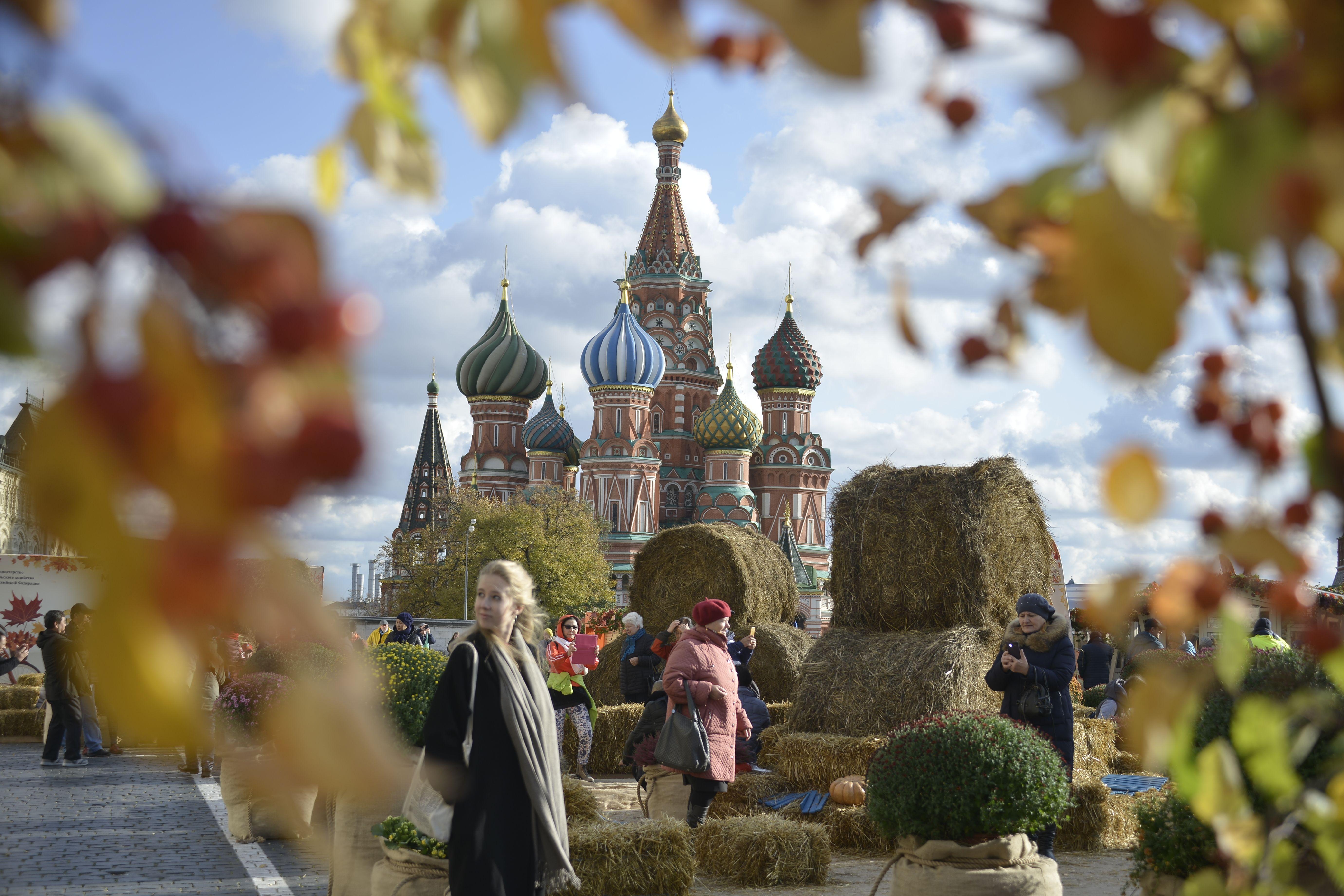 Москва примет финал премии World Travel Awards 2020