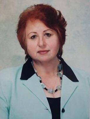 Любовь Михайловна Лягас