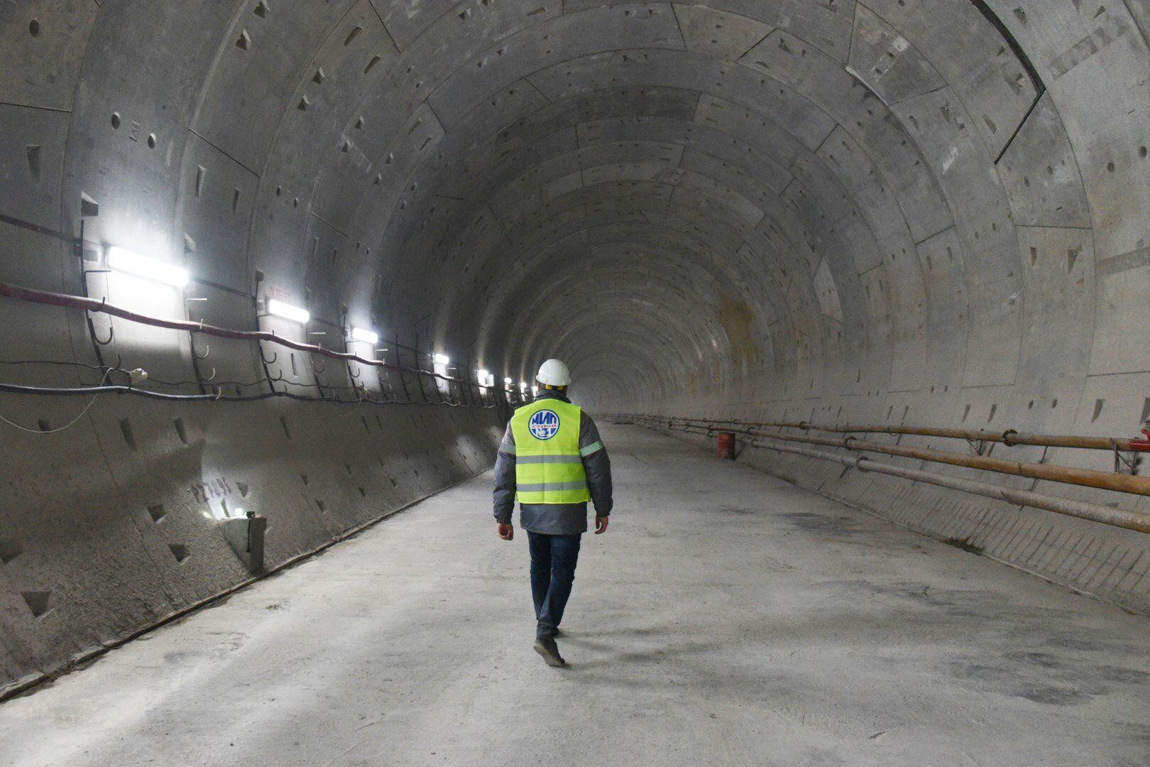 Запуск Большой кольцевой линии метро осуществят в 2023 году