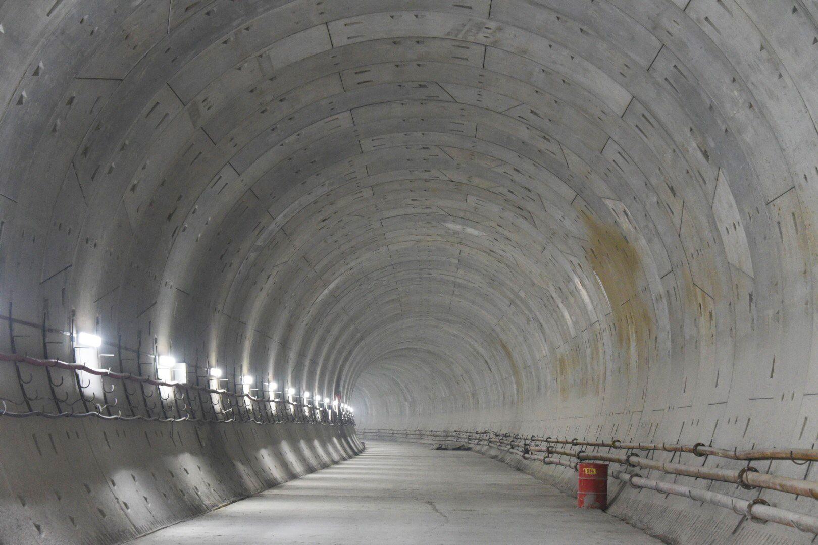 Станцию «Южный порт» построят на Люблинско-Дмитровской линии метро