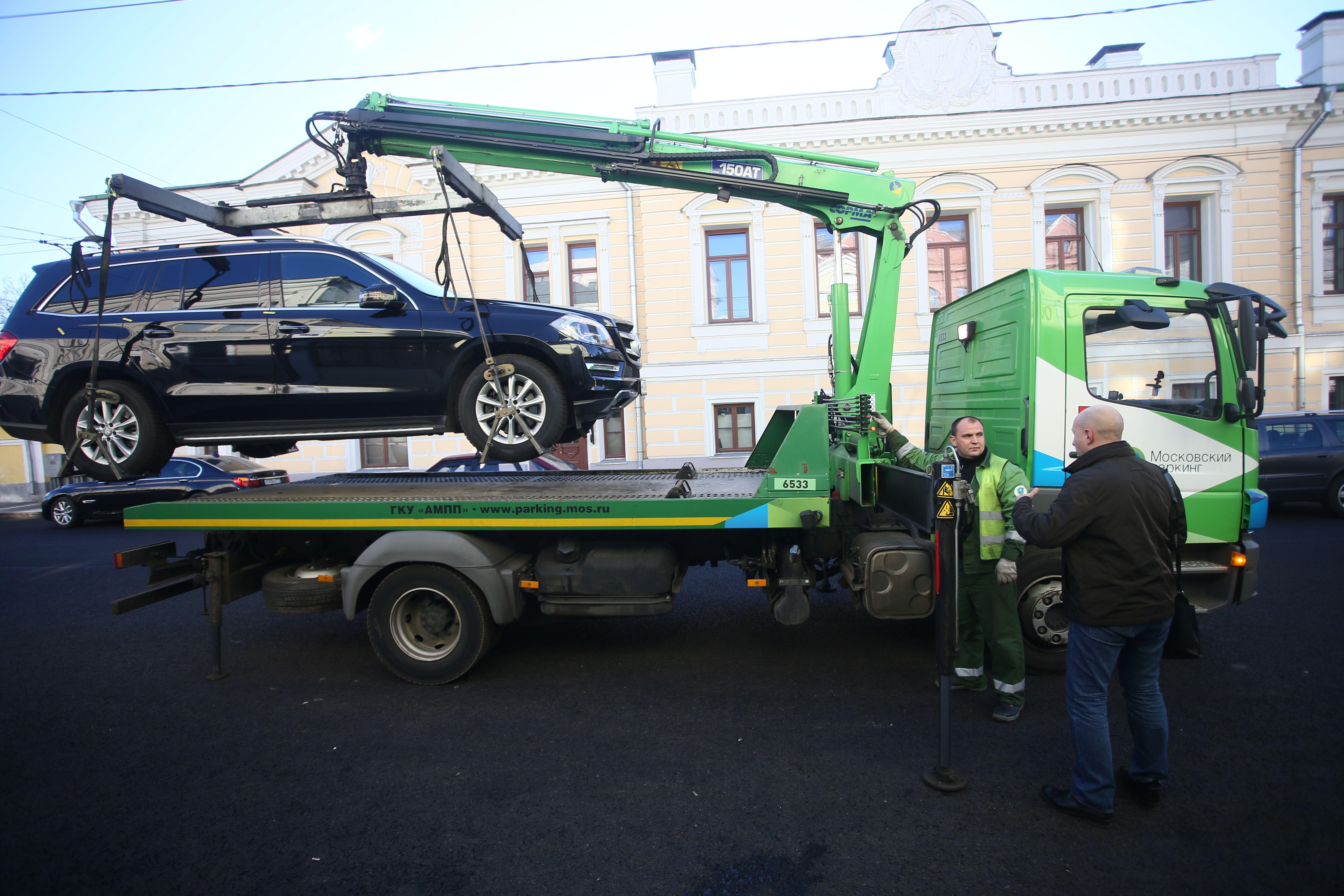 Главной ошибкой москвичей при оплате парковки назвали невнимательность