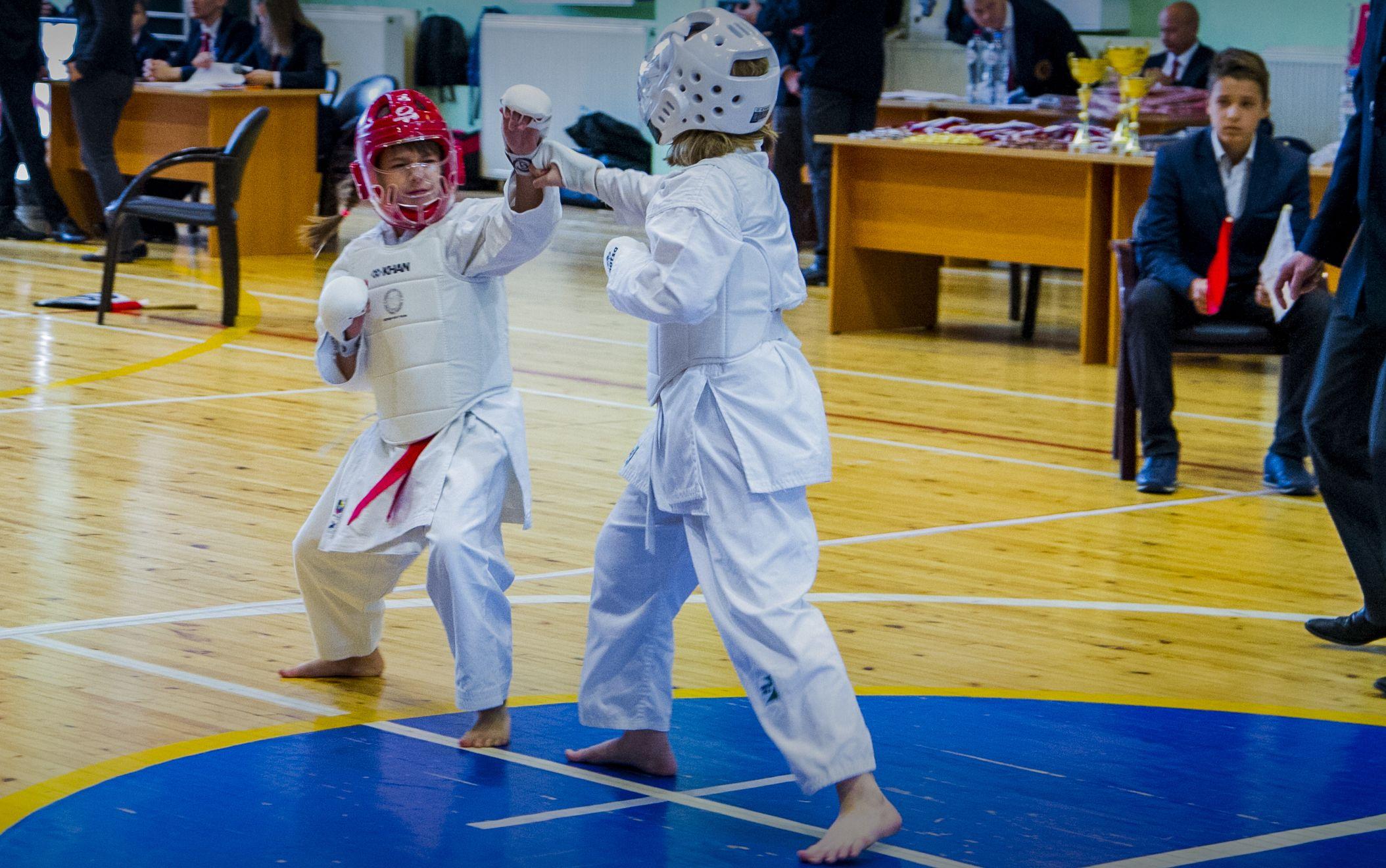 Юные спортсмены юга стали призерами Московского турнира по каратэ