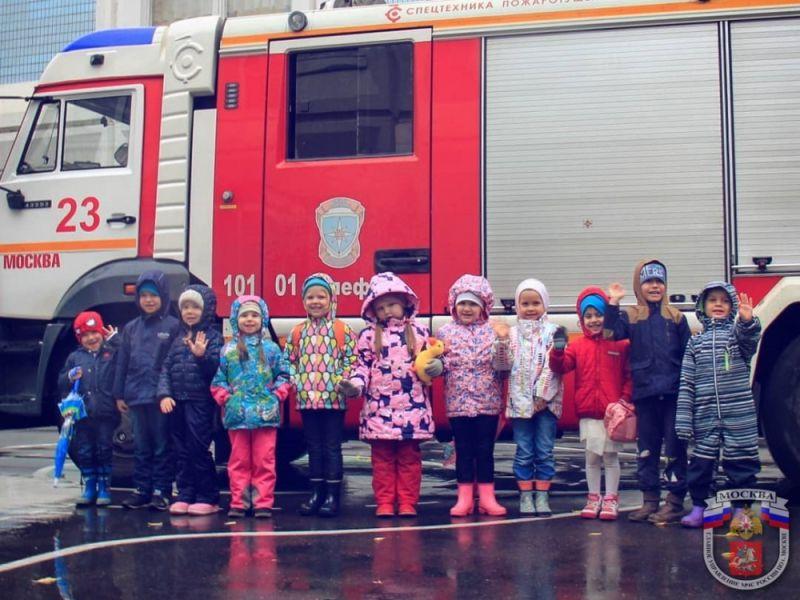 На минувшей неделе по всей Москве для школьников прошли открытые уроки, приуроченные ко Дню гражданской обороны.