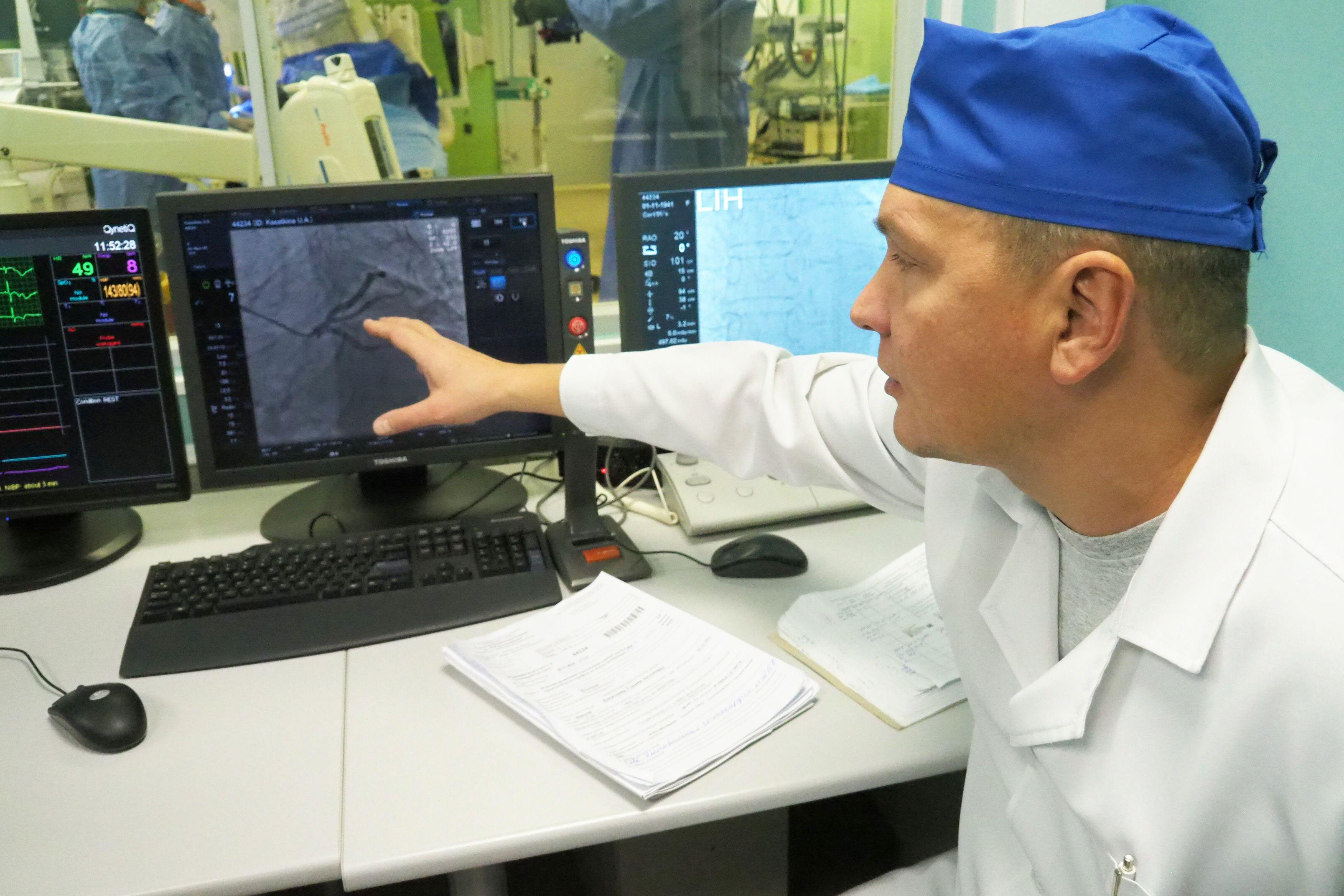 Москва проведет бесплатные обследования для профилактики инсульта