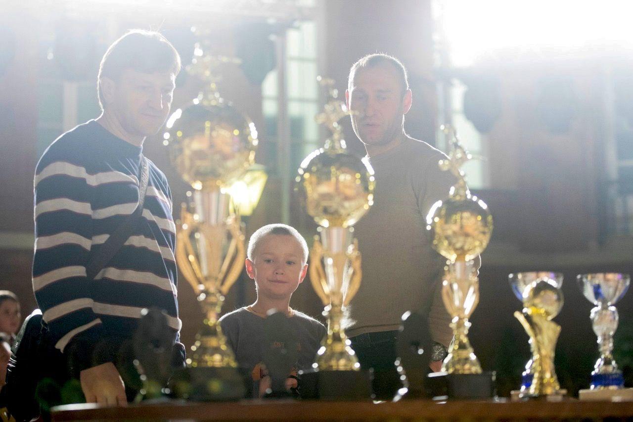 Церемонию награждения победителей футбольного турнира провели в музее-заповеднике «Царицыно»