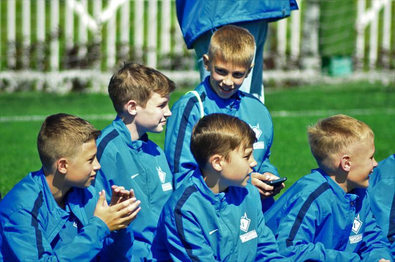 Воспитанники футбольной школы «Чертаново» сыграют в Испании