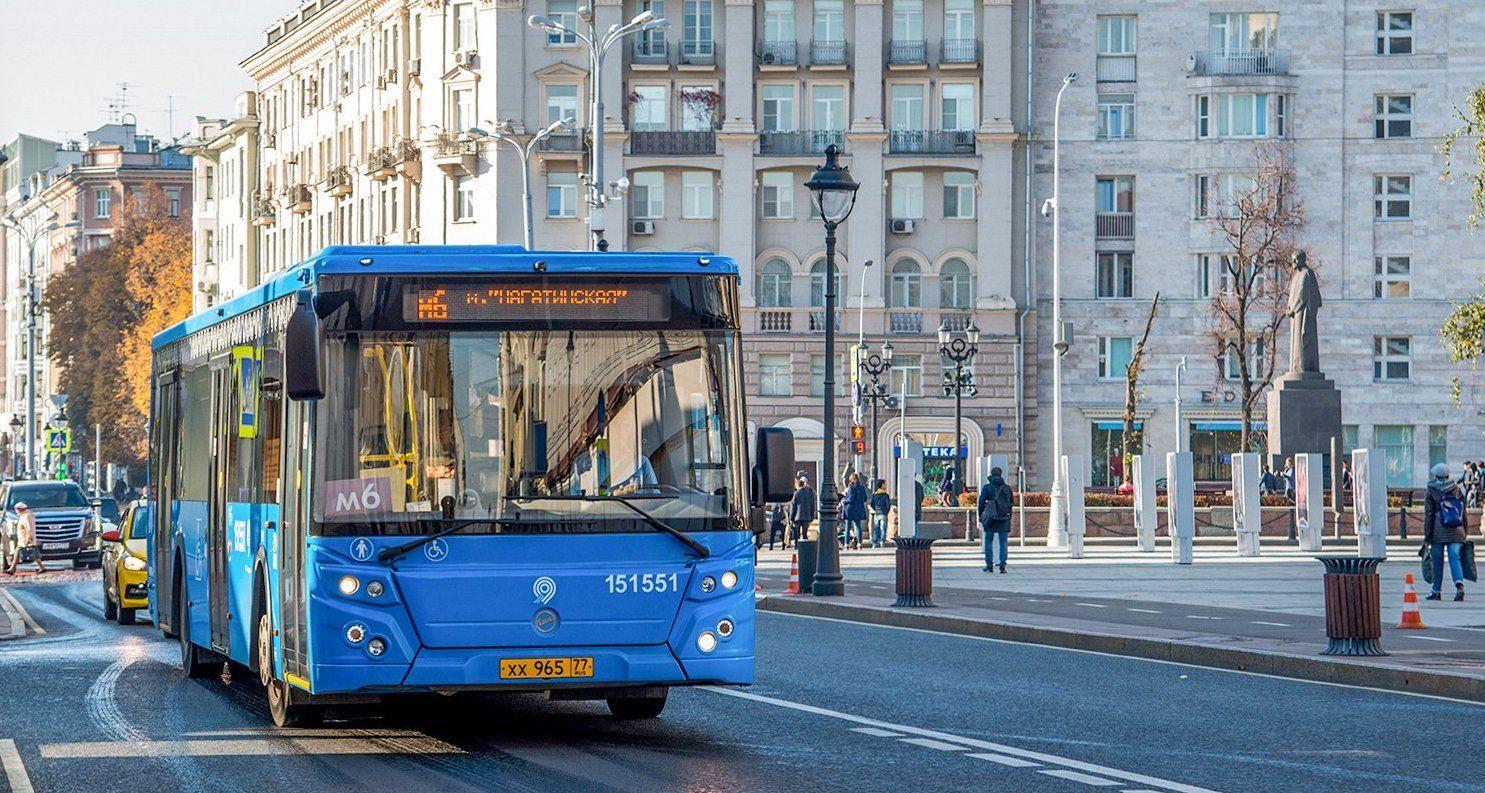 Общественный транспорт столицы подготовят к зиме
