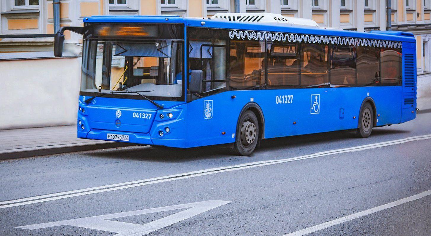 Сокращенный автобусный рейс №700с запустили в Южном округе
