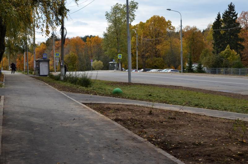 Асфальтовое покрытие заменят на Коломенской улице до конца октября