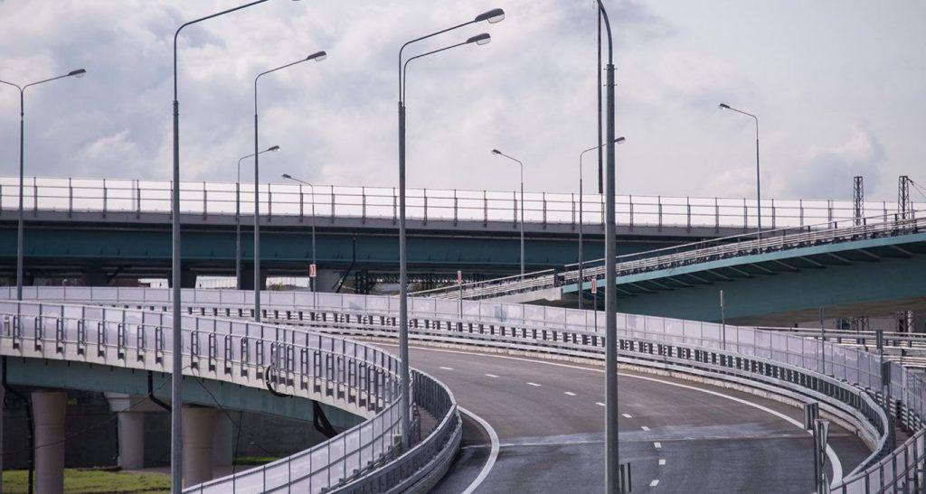 Южную рокаду и Юго-восточную хорду построят в столице до 2022 года. Фото: сайт мэра Москвы