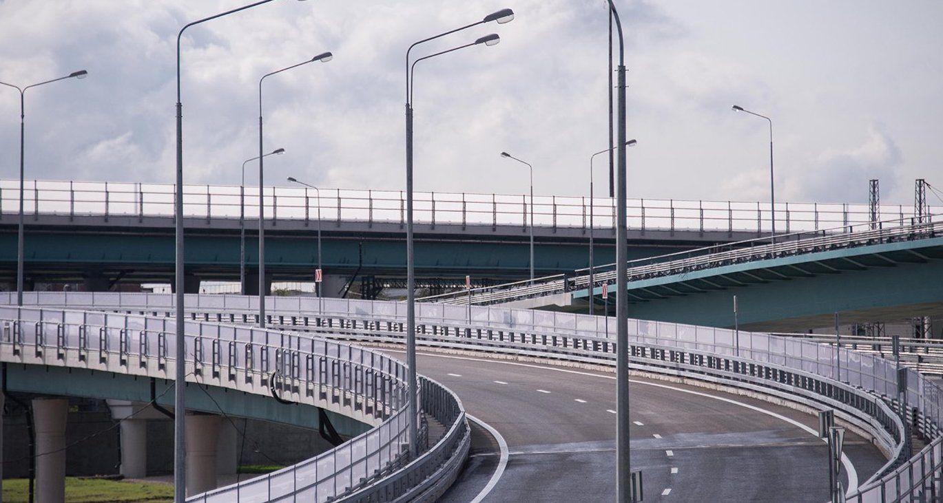 Южную рокаду и Юго-восточную хорду построят в столице до 2022 года