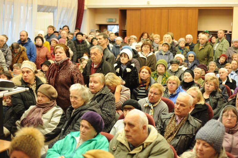 План-график встреч глав управ районов города Москвы с населением в октябре по Южному административному округу