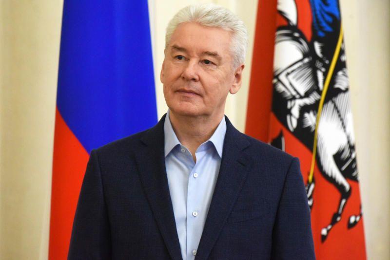 Собянин внес в Мосгордуму проект бюджета на 2020-2022 годы