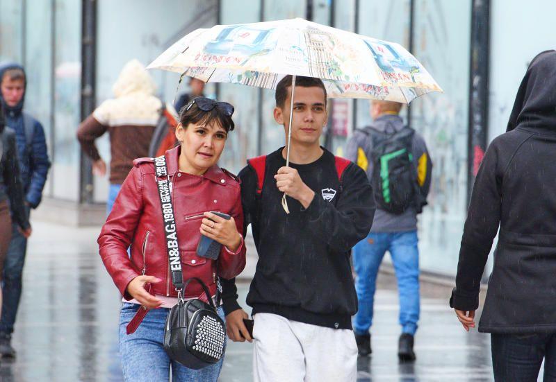 Синоптики объявили о «желтом» уровне погодной опасности. Фото: Пелагия Замятина, «Вечерняя Москва»