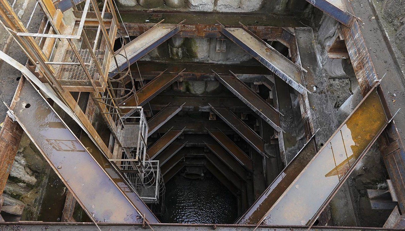 Специалисты приступили к финальному этапу реконструкции газопровода-дюкера «Автозаводский»