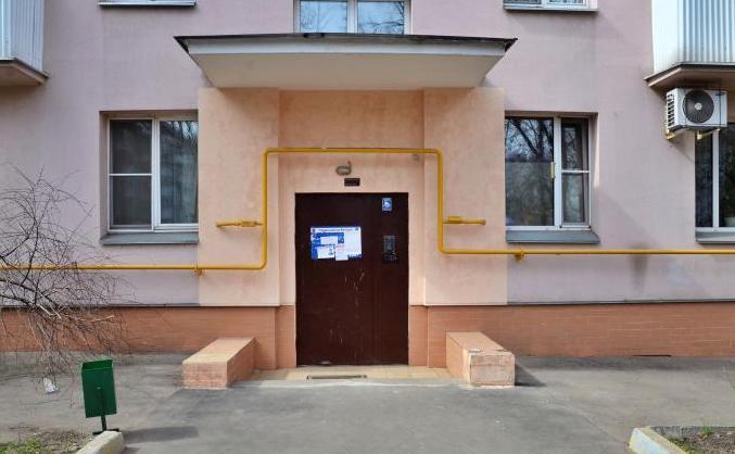 Подъезды двух домов в Бирюлеве Восточном отремонтировали