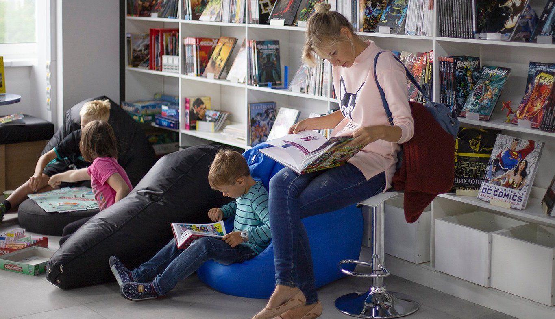 Юных горожан научат создавать комиксы в библиотеке №148