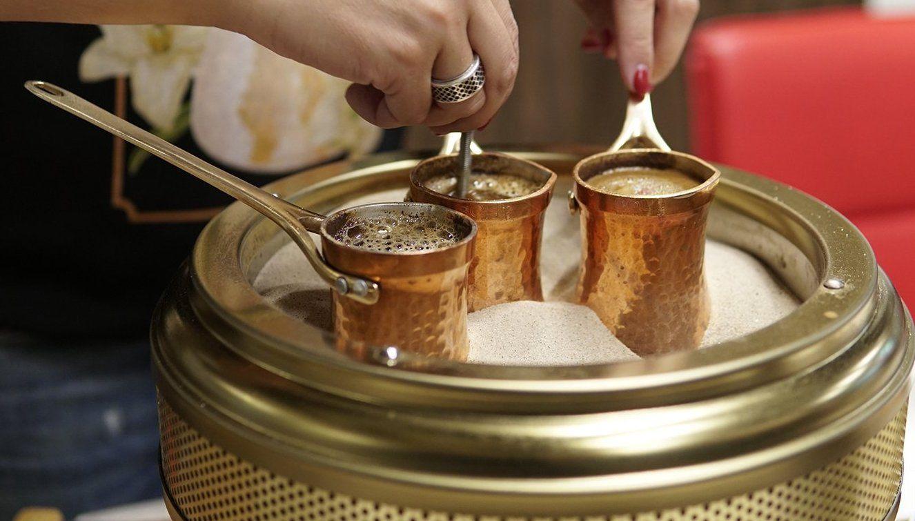 Мастер-класс для любителей кофе организуют в ЗИЛе
