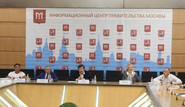 Пресс-конференцию «День города в Лужниках» провели в столице