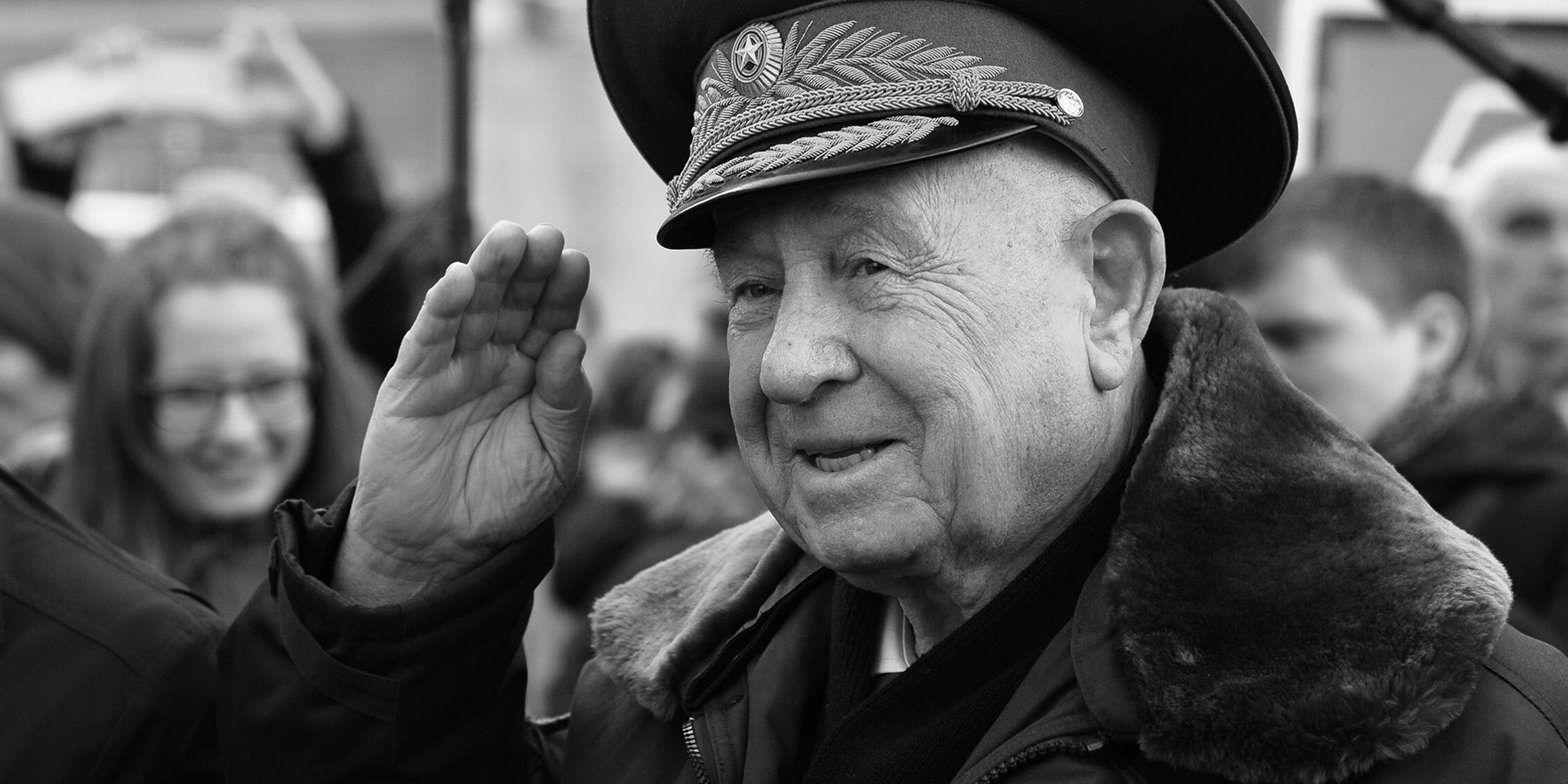 Память о Советском космонавте Алексее Леонове смогут увековечить в столице