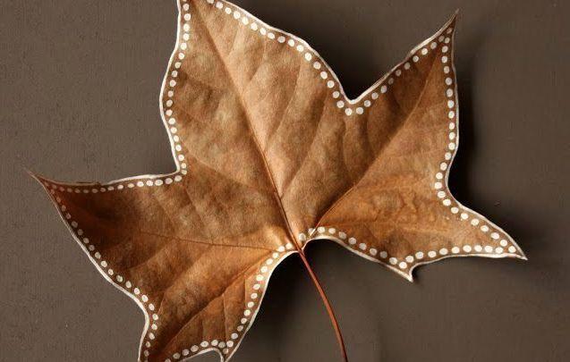 Узоры на листве: осенний мастер-класс проведут в «Москворечье»