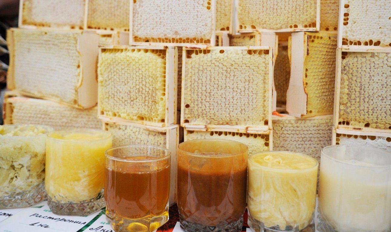 Работу ярмарки меда в музее-заповеднике «Коломенское» продлили
