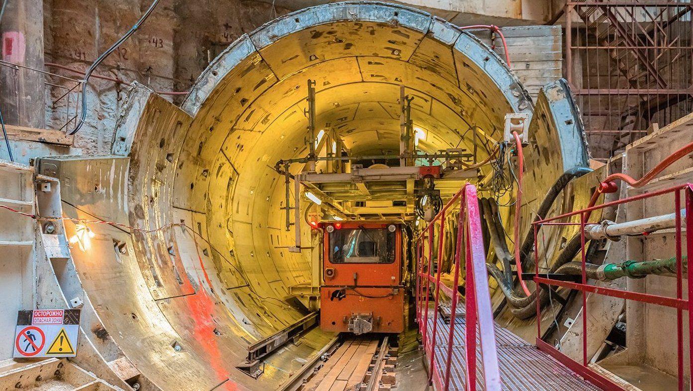 Территорию для строительства Бирюлевской линии метро подготовят к 2022 году