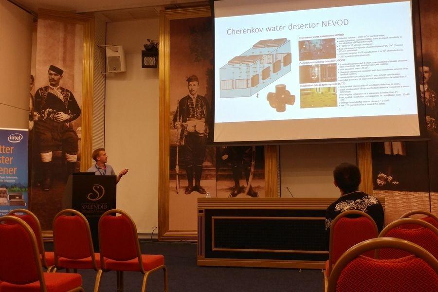 Представители Национального исследовательского ядерного университета выступили на Международном симпозиуме в Черногории