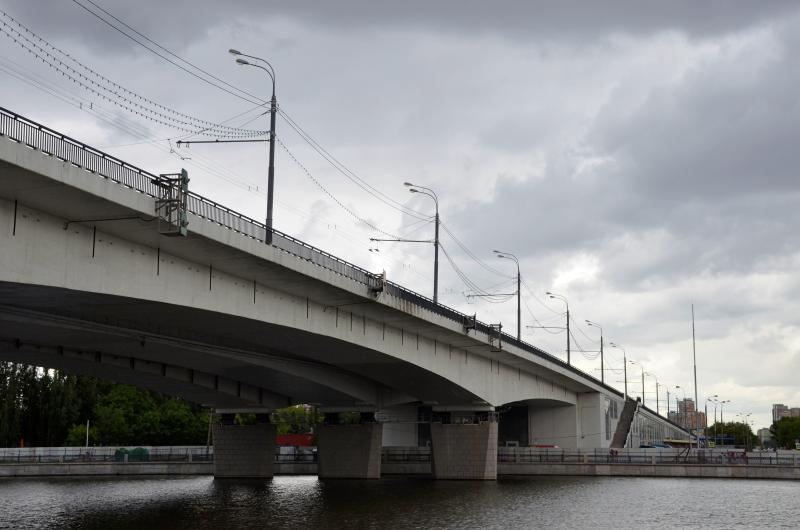 Новый мост построят в Нагатинском Затоне