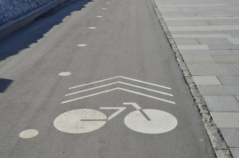 Беговые и велосипедные дорожки появятся на Симоновской набережной