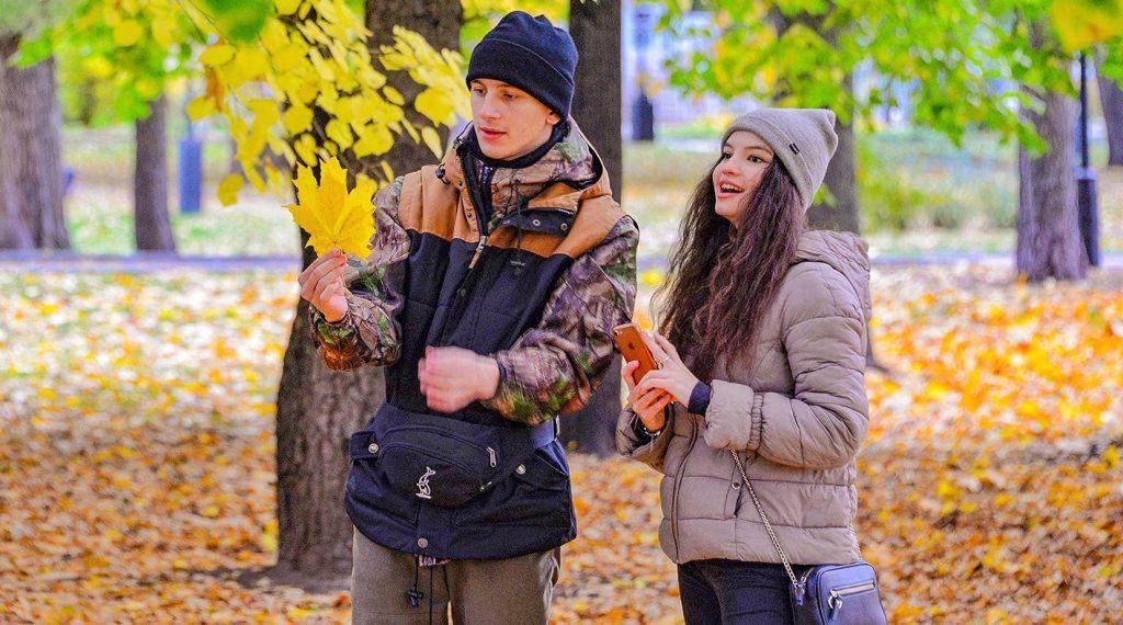 Более тысячи растений высадят на юге столицы до конца октября. Фото: сайт мэра Москвы