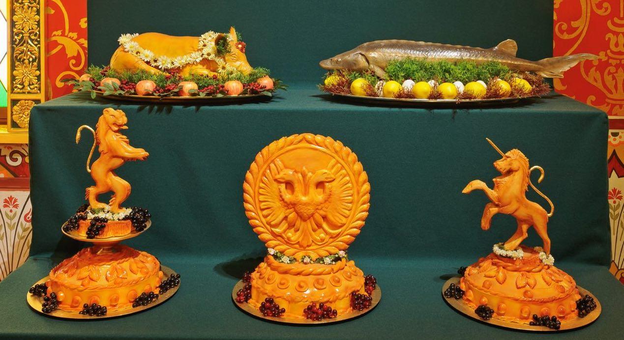 Царский пир: творческий мастер-класс проведут в музее-заповеднике «Коломенское»