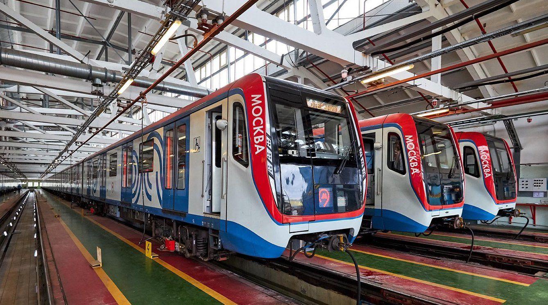В Москве началось голосование о темпах обновления поездов метро
