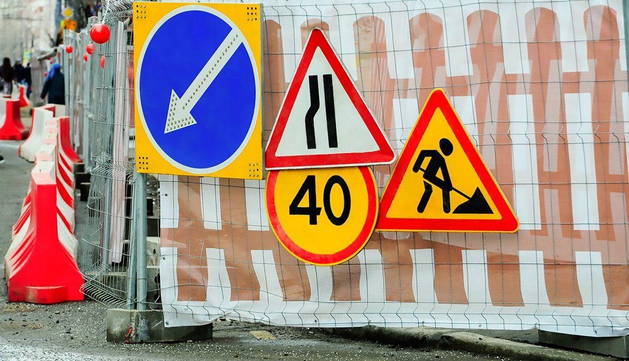 Изменения в схеме дорожного движения введут на Павловской улице
