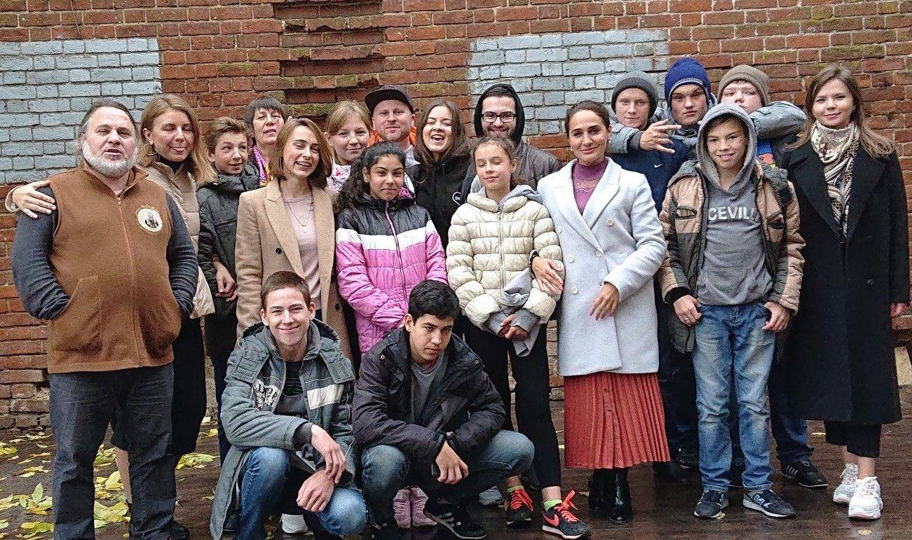 Добровольцы Социального центра Святителя Тихона провели кулинарный мастер-класс для воспитанников Барско-городищенской школы-интерната
